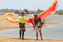 kite school in Sri Lanka