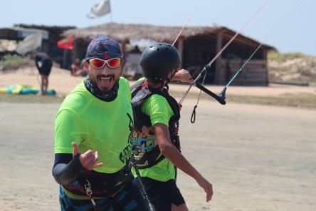 sri lanka kitesurfing holidays